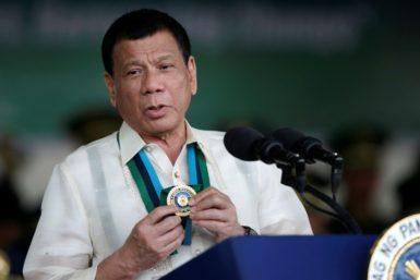 Philippines Duterte Military
